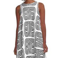 Bios Blog Official Logo A-Line Dress