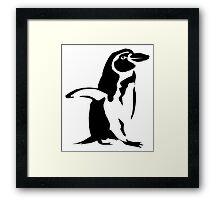 Pingu 4 Framed Print
