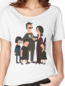Addams' Family Burgers Women's Relaxed Fit T-Shirt