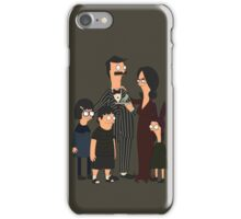 Addams' Family Burgers iPhone Case/Skin