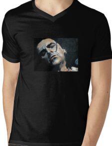 Steve 'H' Hogarth Mens V-Neck T-Shirt
