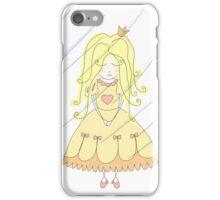 Princess On The Pea iPhone Case/Skin