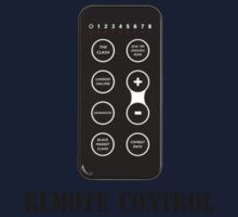 Remote Control Kids Tee