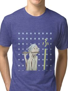 "Kamisama Kiss-Mizuki and his ""Fu"" Flute Tri-blend T-Shirt"