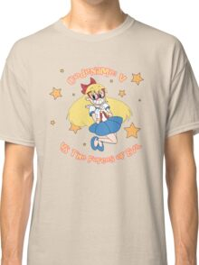 V Versus the Forces of Evil Classic T-Shirt
