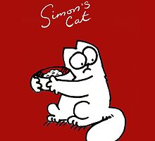 Simon's Cat Case by Saky08