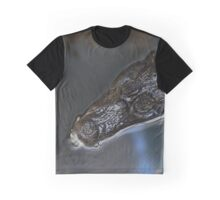 Plongé sur crocodile Graphic T-Shirt