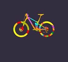 Mountain Bike Rainbow Swirl - MTB Collection #005 Classic T-Shirt