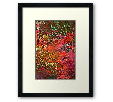 Abstract 278 Framed Print