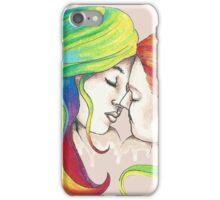 LOVE WINS II iPhone Case/Skin