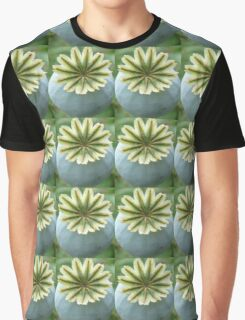 Pretty plant flower pattern Graphic T-Shirt