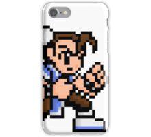 Chun Li (Colored Sprite) iPhone Case/Skin