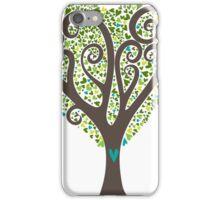 Hearts Tree iPhone Case/Skin