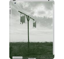 Out in the open iPad Case/Skin