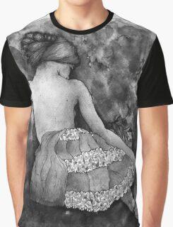 Monochrome beauty Graphic T-Shirt