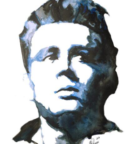 James Dean | Watercolour Painting Sticker