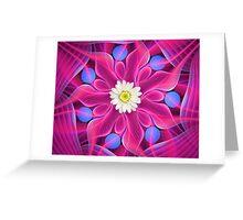 Daisy Magic Greeting Card