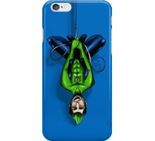 Septi-Man  iPhone Case/Skin