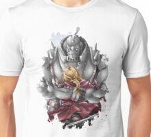 Fullmetal Alchemist brothers elric Unisex T-Shirt