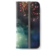 Colours Captured - Fireworks iPhone Wallet/Case/Skin
