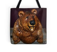 """"""" Smiling Bear Creations"""" by Canyon Wind Studios Tote Bag"""