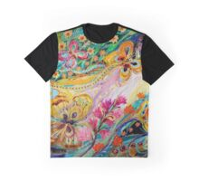 The Dance Of Butterflies Graphic T-Shirt