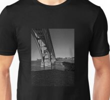 Yaquina Bay Bridge - South Beach Unisex T-Shirt