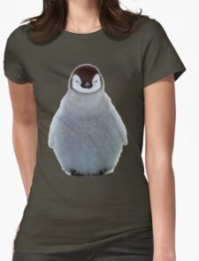 Pengu 7 Womens Fitted T-Shirt
