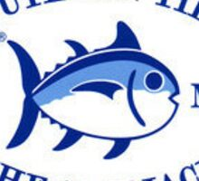 Southern tide skipjack Sticker