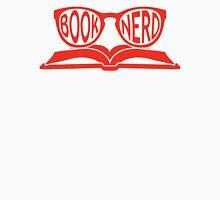 Book Nerd 2 (Red) Unisex T-Shirt