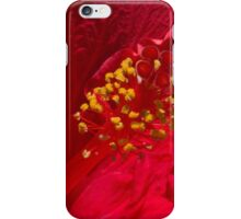 Hibiscus Red iPhone Case/Skin
