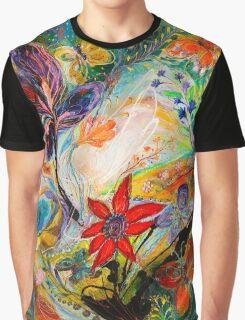The dancing Butterflies Graphic T-Shirt