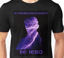 Nikola Tesla one Unisex T-Shirt