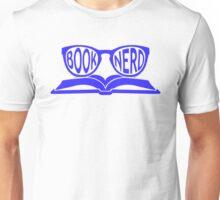 Book Nerd 2 (Blue) Unisex T-Shirt