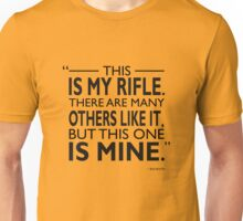 This Is My Rifle Unisex T-Shirt