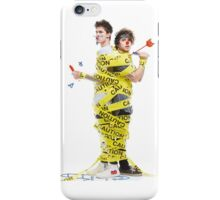 Kian and Jc don't try this at home iPhone Case/Skin