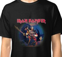 TF2 Demo-Man Iron Bomber Band Logo Classic T-Shirt