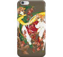 Cardcaptor Sakura iPhone Case/Skin
