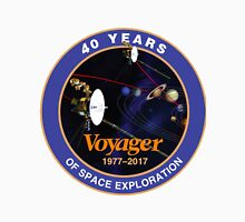 Voyager Program: 40th Anniversary Logo Classic T-Shirt