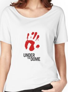 Under The Dome Bloody Hand Women's Relaxed Fit T-Shirt