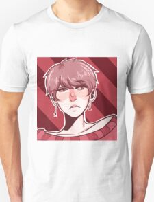 Red Boy Unisex T-Shirt