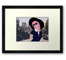 In LA Framed Print