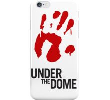 Under The Dome Bloody Hand iPhone Case/Skin
