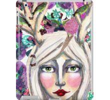 Woodland Mistress iPad Case/Skin