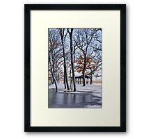 The Early Spring  Framed Print