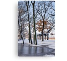 The Early Spring  Canvas Print