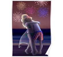 [USUK] Fourth Of July Poster