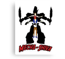 Mecha Shiva! Canvas Print