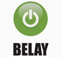 On Belay Baby Tee