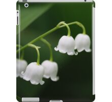 Lily of the valley iPad Case/Skin